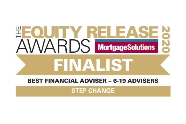 The equity release awards logo