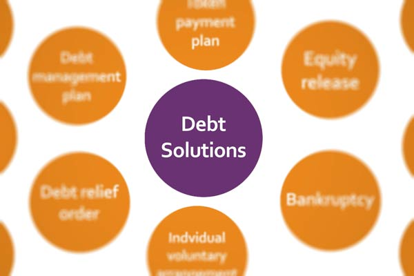 A list of debt solutions