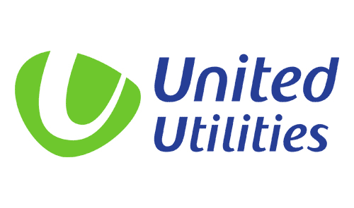 United Utilities Water Logo
