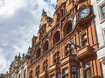Glasgow office building