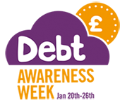 Debt Awareness Week, Jan 20th-26th