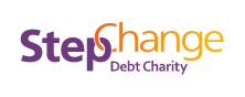 StepChange Debt Charity homepage