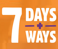 7 Days 7 Ways helps with debt