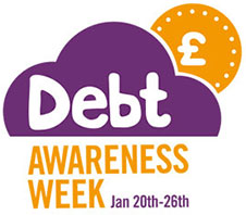 Debt Awareness Week from StepChange Debt Charity