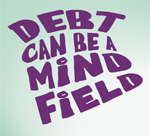 Debt in Mind logo