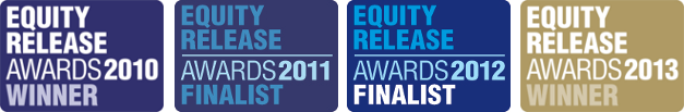 Equity Release Awards logo