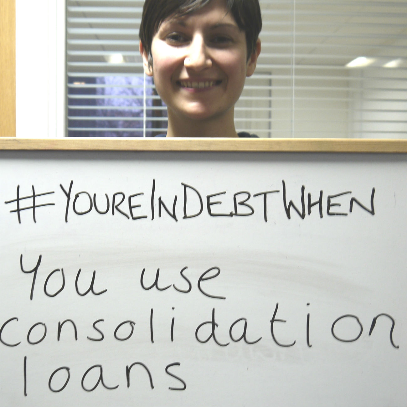 Relying on consolidation loans is a danger sign of debt